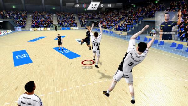 скриншот IHF Handball Challenge 12 0