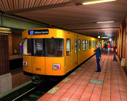 скриншот World of Subways 2  Berlin Line 7 0