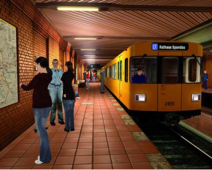 скриншот World of Subways 2  Berlin Line 7 1