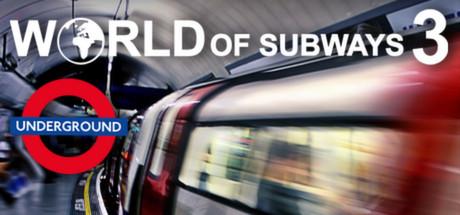 World of Subways 3 – London Underground Circle Line on Steam