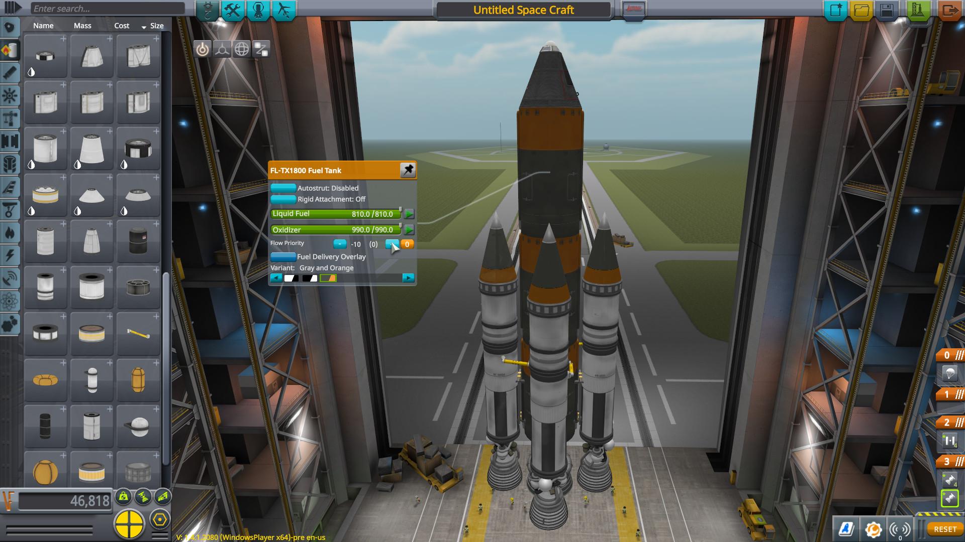 Kerbal Space Program: Making History Expansion en Steam