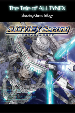 ALLTYNEX Second poster image on Steam Backlog