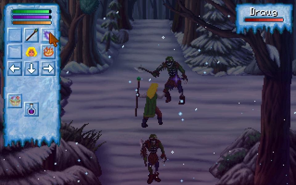Heroine's Quest: The Herald of Ragnarok on Steam