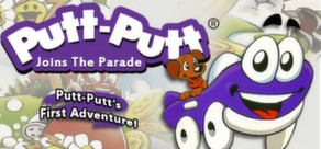 Putt-Putt Joins the Parade cover art