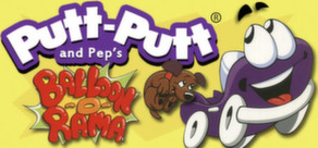 Putt-Putt and Pep's Balloon-o-Rama cover art