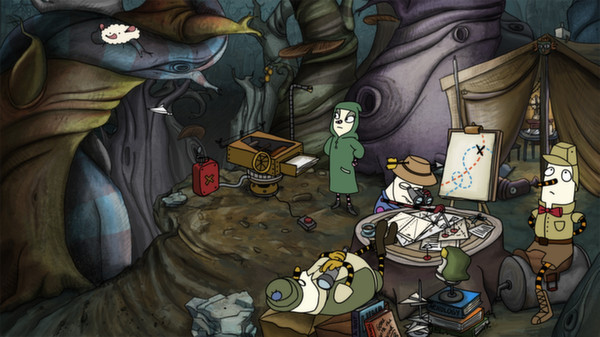 скриншот The Inner World Soundtrack 2