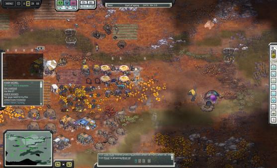 скриншот Unclaimed World 3