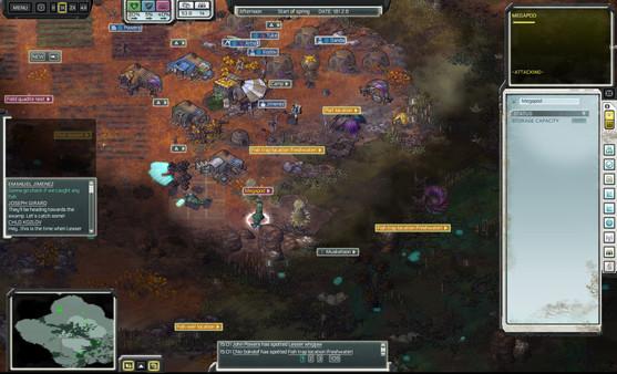 скриншот Unclaimed World 0