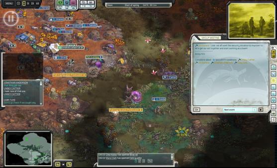 скриншот Unclaimed World 2