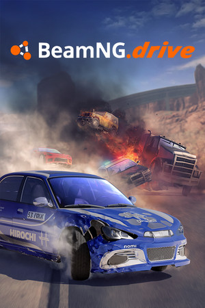 BeamNG.drive poster image on Steam Backlog