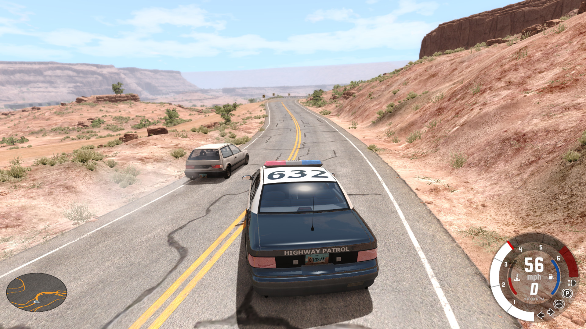 Pc for beamng demo drive