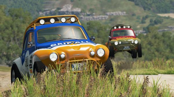 Скриншот №5 к BeamNG.drive