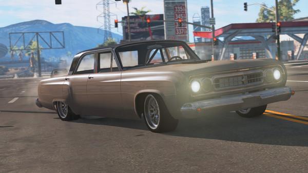 Скриншот №4 к BeamNG.drive