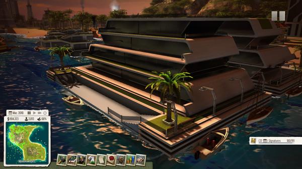 Скриншот №7 к Tropico 5 - Waterborne