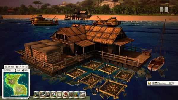 Скриншот №3 к Tropico 5 - Waterborne