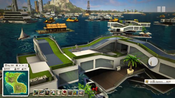 Скриншот №1 к Tropico 5 - Waterborne