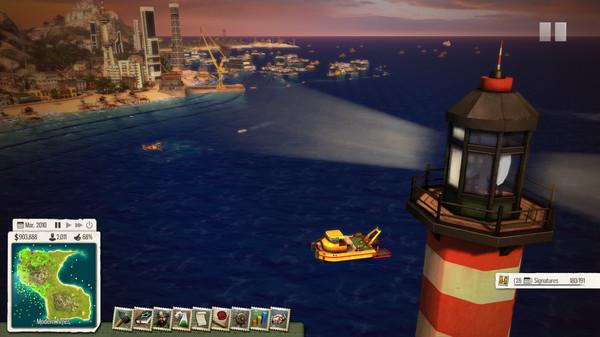 Скриншот №6 к Tropico 5 - Waterborne