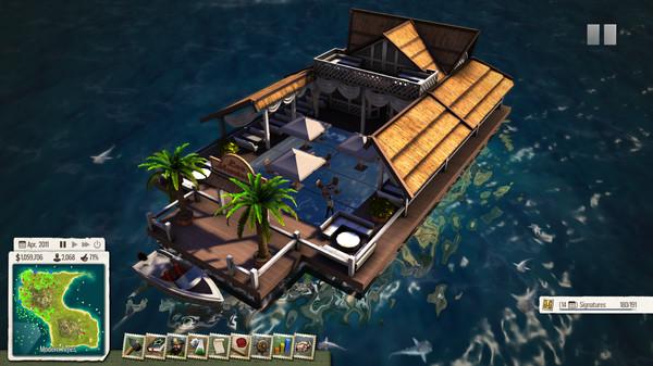 Скриншот №10 к Tropico 5 - Waterborne