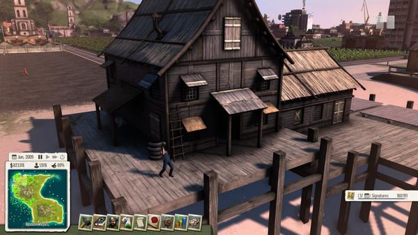 Скриншот №4 к Tropico 5 - Waterborne