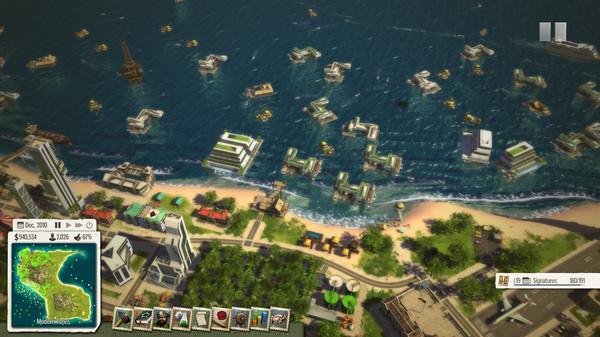 Скриншот №9 к Tropico 5 - Waterborne