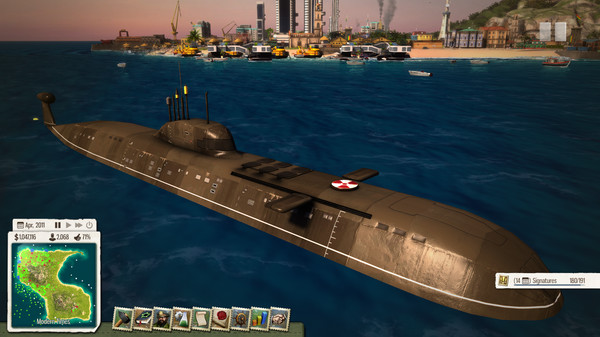 Скриншот №8 к Tropico 5 - Waterborne