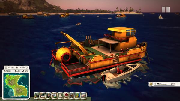 Скриншот №2 к Tropico 5 - Waterborne