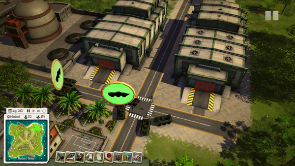 Скриншот №11 к Tropico 5 - Espionage