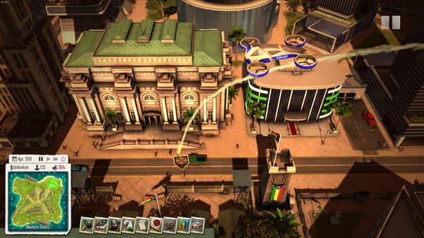 Скриншот №10 к Tropico 5 - Espionage