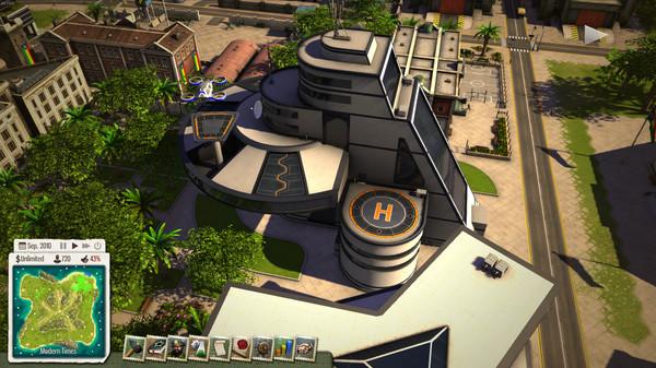 Скриншот №1 к Tropico 5 - Espionage
