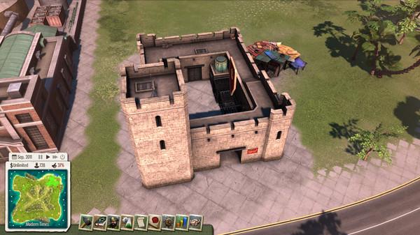 Скриншот №8 к Tropico 5 - Espionage