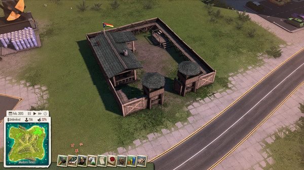 Скриншот №2 к Tropico 5 - Espionage