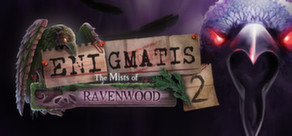 Enigmatis 2: The Mists of Ravenwood cover art