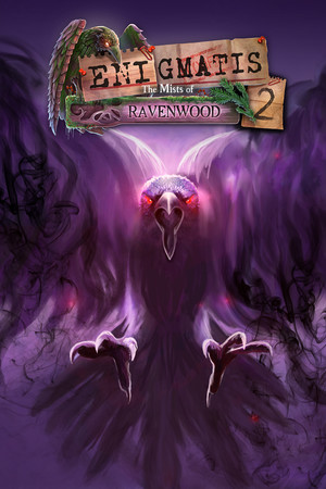 Enigmatis 2: The Mists of Ravenwood poster image on Steam Backlog