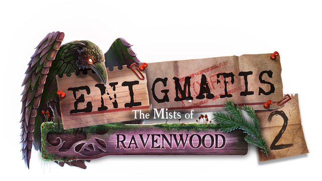 Enigmatis 2: The Mists of Ravenwood logo
