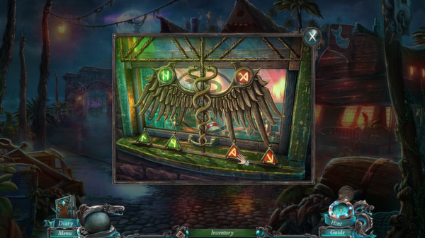 Screenshot of Nightmares from the Deep 2: The Siren`s Call