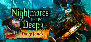 Nightmares from the Deep 3: Davy Jones cover art