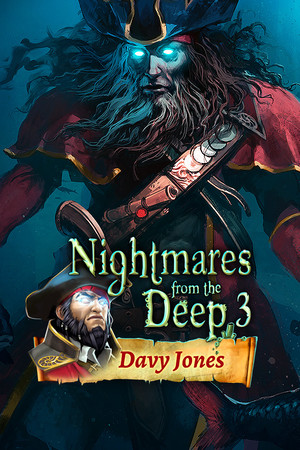 Nightmares from the Deep 3: Davy Jones poster image on Steam Backlog