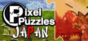 Pixel Puzzles: Japan cover art