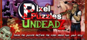 Pixel Puzzles: UndeadZ cover art
