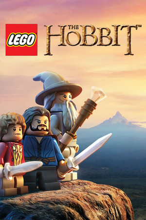 LEGO The Hobbit poster image on Steam Backlog
