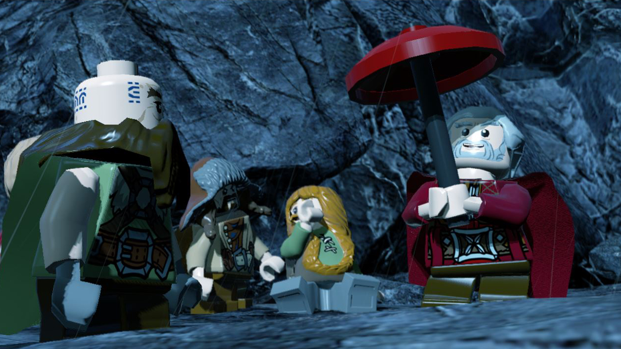 LEGO The Hobbit Full PC ESPAÑOL (RELOADED) 4