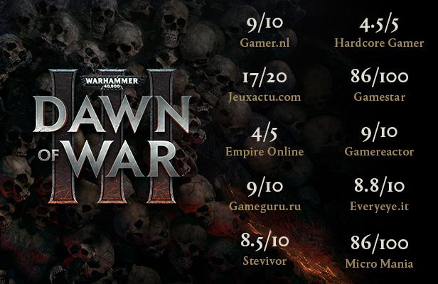 dawn of war 3 free download