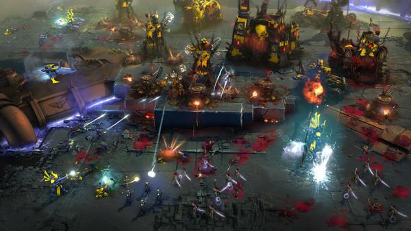 скриншот Warhammer 40,000: Dawn of War III 3
