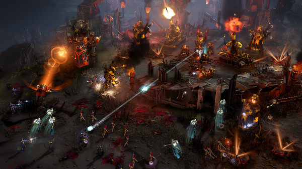 скриншот Warhammer 40,000: Dawn of War III 8