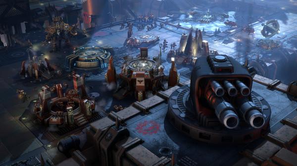скриншот Warhammer 40,000: Dawn of War III 6