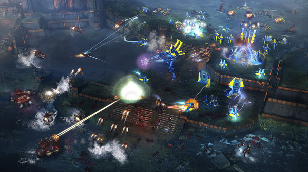 скриншот Warhammer 40,000: Dawn of War III 2