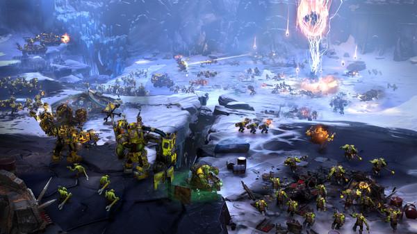 скриншот Warhammer 40,000: Dawn of War III 5