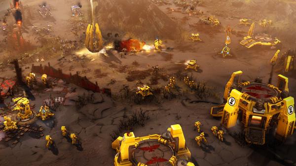 скриншот Warhammer 40,000: Dawn of War III 1