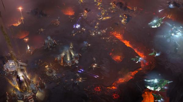 скриншот Warhammer 40,000: Dawn of War III 0