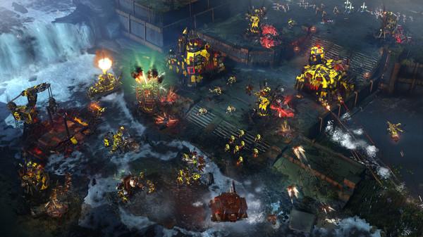 скриншот Warhammer 40,000: Dawn of War III 4